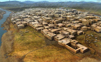 mysterious ruined cities: Çatalhöyük in Turkey, mysterious ruined cities, Çatalhöyük, Turkey, ruined cities, Ruined Cities That Remain a Mystery to This Day, rises and falls of ancient cities, ancient cities now ruined, discovere ruined ancient cities