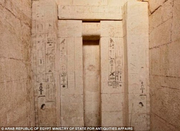 priest of magic, 'Priest of Khnum', 'Priest of Magic', 'Priest of Khnum' secret tomb, 'Priest of Magic' secret tomb, secret tomb Egyptian 'Priest of Magic', mysterious tomb of priest of magic discovered in Egypt, Secret tomb belonging to an Ancient Egyptian 'Priest of Magic' discovered 4,500 years after it was sealed off from the world, archeology news, archeology, Abusir Archaeological Cemetery at Giza news, Abusir Archaeological Cemetery at Giza discovery, Abusir Archaeological Cemetery at Giza, archeology discovery, new discovery in archeology, egyptian archeology,