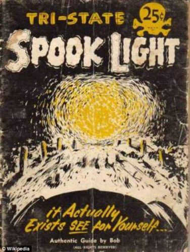 Tri-state spook lights, spook light legends, spook light explanation, spook light source, spook light phenomenon, spook light missouri