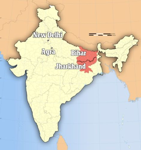 Deadly Lightning Strikes Kill 32 People in India