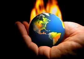 climate change Los Angeles Times, climate change deniers are not allowed to publish in LA Times