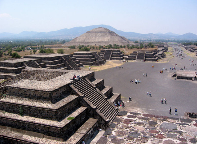 Mysterious ruined cities: Teotihuacan in Mexico, Mysterious ruined cities, Teotihuacan, Mexico, ruined cities: Mysterious ruined cities: Teotihuacan in Mexico