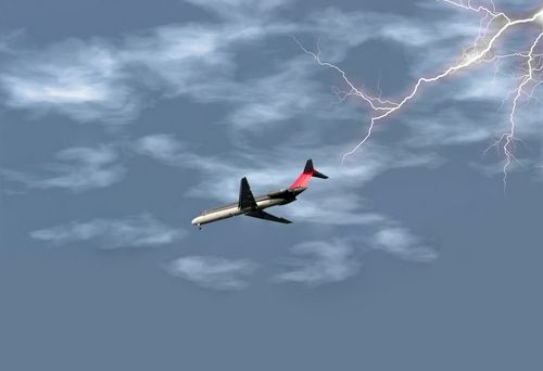 lightning strikes airplane, video lightning storm from airplane, lightning storm airplane video, lightning, lightning airplanes, lightning passenger jet, lightning strike airplane, airplane stroke by lightning video