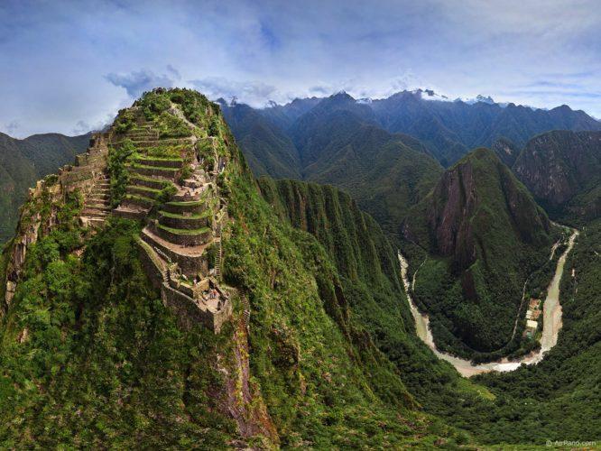 Mysterious ruined cities: Machu Pichu in Peru, Mysterious ruined cities, Machu Pichu, Peru, ancient cities: Machu Pichu