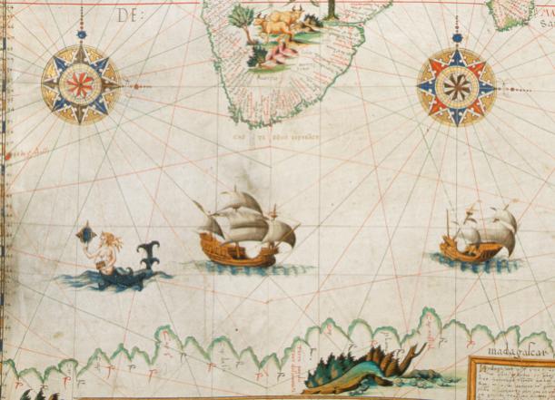 siren, mermaid, ship, sailor, enchanting sea creatures: mermaid, medieval sea creature: siren and mermaids