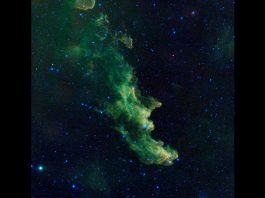 witch nebula, witch nebula picture, witch nebula space, witch nebula halloween