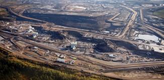 tar-sand, tar-sands, tar sand, tar sand mercury, 7,300-sq-mile ring of mercury around tar sands in Canada, tar sand mercury ring alberta, tar sand mercury alberta, tar sand environmental threat, tar sand concerns, tar sand mercury and health concerns, tar-sends environmental impacts, tar-sands is hell, tar-sands mine, tar-sands canada, tar-sands and environment, A tar-sands mining facility near Fort McMurray in Alberta, 7,300-sq-mile ring of mercury around tar sands in Canada