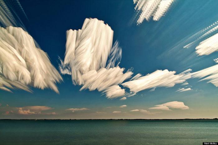 Matt Molloy, Matt Molloy photo, Matt Molloy time stacking, matt molloy photo, Photo stacking of clouds by Matt Molloy