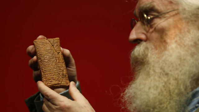 mythological tale of Noah, New details on mythological tale of Noah found on a 4000 years old Mesopotamian tablet