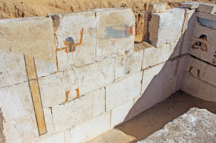 unknow egyptian pharaoh Woseribre Senebkay, new tomb of unknow egyptian pharaoh - January 2014, Discovery of a new tomb of the unknow egyptian pharaoh Woseribre Senebkay - January 2014. newly discovered unknown pharaoh in Egypt 2014,