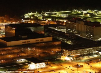 New Photos of the NSA and Other Top Intelligence Agencies Revealed for First Time, recent photo of NSA, how does NSA building look like, how does US intelligence system look like?, NSA building photo, photo of NSA building, intelligence agency NSA photo, New and Recent Photos of the NSA. Photo see legend