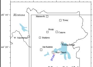 yellowstone ehanced activity february 2014, yellowstone is about to explodes - february 2014, yellowstone eruption is close february 2014, Yellowstone earthquake swarm at Borehole B944 in February 1 and 2 2014