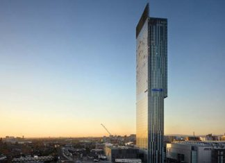 beetham tower howl manchester hum, beetham tower howl manchester hum video, Sometimes a strange hum annoys the residents of Manchester in the UK. It's called the Beetham Tower Howl