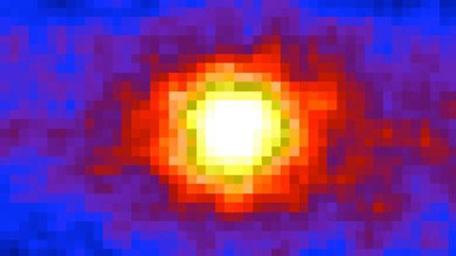 picture of sun across earth, sun neutrinos across earth, photo of sun across earth, sun seen across earth, neutrino gives amazing photo of the sun across earth, photo of sun across earth, The most amazing picture of the Sun was taken … at night, not looking up at the sky but looking down through 8,000 miles of the Earth's rock, not with light but with 'neutrinos'. Neutrinos are ghostly subatomic particles created in prodigious numbers by the sunlight-generating nuclear reactions in the heart of the Sun. Hold up your thumb. 100 million million neutrinos are slicing through it every second., sun light through neutrinos, photo of sun neutrinos across earth, light is visible across earth due to neutrinos