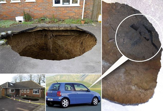 sinkhole, sinkhole february 2014, sinkhole uk february 2014 Buckinghamshire , sinkhole Buckinghamshire  2014, sinkhole swallows car in Buckinghamshire 2014, uk sinkhole swallows car in February 2014, February 3 2014 sinkhole UK, UK sinkhole 2014, sinkhole formation in UK february  2014, february  2014 uk sinkhole, sinkhole 2014 sinkhole swallows car in Buckinghamshire Walter's Ash February 2014
