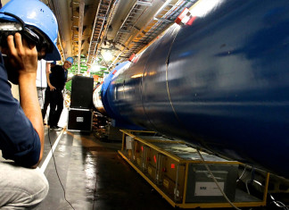 large hadron collider, CERN, CERN sound, large hadron collider sound, soundscape sound, CERN soundscape sound, experiemental sound CERN, Art sound CERN, large hadron collider Sound in CERN. Photo: Wikipedia, Recording the sounds of the large hadron collider in CERN. Photo: Wikipedia, strange sounds CERN