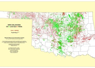 loud booms and rumblings oklahoma march 2014, oil and gas wells in Oklahoma, map of oil and gas wells in Oklahoma, oil and gas wells in Oklahoma map, map of fracking sites in Oklahoma, fracking sites in Oklahoma, fracking oklahoma map, fracking oklahoma, loud booms oklahomam march 2014, frackquake in Oklahoma march 2014, This map shows the oil and gas wells in Oklahoma