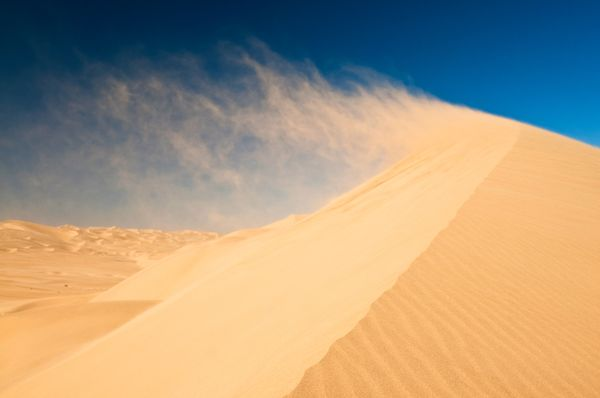sand dune sound, singing sand, singing sand phenomenon, what is the sound of sand dunes, sand sound