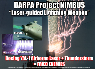 Weather modification weapon, DARPA, HAARP, weather weapons, Weather modification weapon DARPA project Nimbus and Haarp. Photo: Flickr
