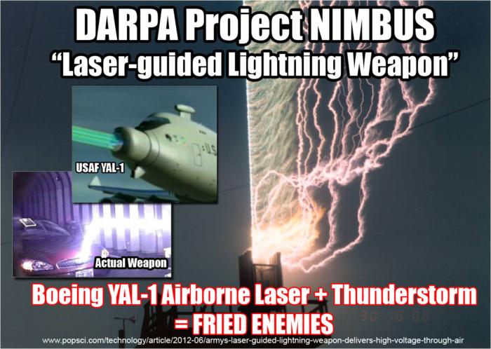 Weather modification weapon, DARPA, HAARP, weather weapons, Weather modification weapon DARPA project Nimbus and Haarp. Photo: Flickr