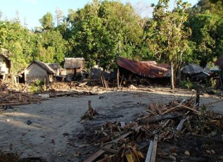 Solomon Islands earthquake, Solomon Islands earthquake and tsunami, Solomon Islands earthquake in April 2014