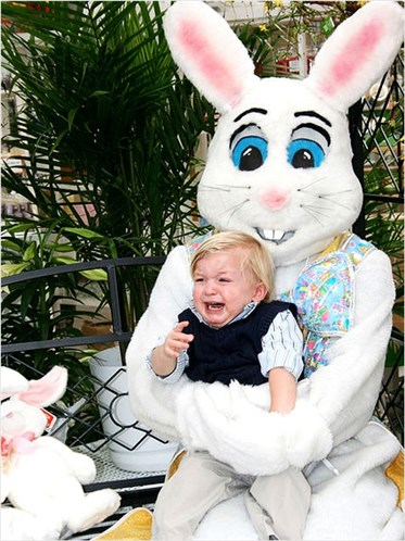 creepy and funny easter bunny photo, weird easter bunny photo, strange easter bunny photo, creepy easter bunny photo. Imgur
