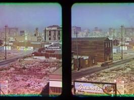 First color photos of 1906 San Francisco earthquake, color photo 1906 SF earthquake, SF 1906 earthquake pictures, color pictures of SF 1906 earthquake, color pictures of 1906 earthquake pictures