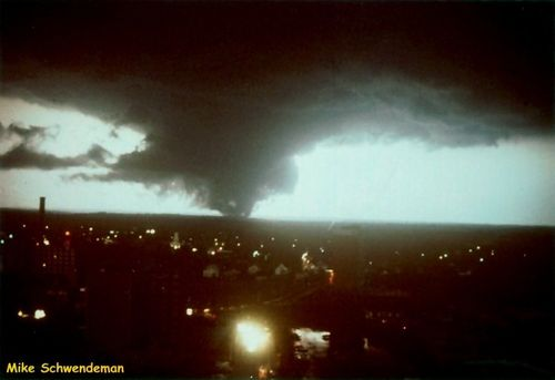 The Most Violent Outbreak of Tornadoes in History video documentary, The Most Violent Outbreak of Tornadoes in History video, The Most Violent Outbreak of Tornadoes in History: super outbreak 1974 video and photo, The Most Violent Outbreak of Tornadoes in History, The Super Outbreak in april 2014, The Super Outbreak video april 3 1974, The Super Outbreak is the most violent tornado storm in US history. Here a  F-4 near Richmond Kentucky at night. Photo: Mike Schwendeman, what is the most violent tornado outbreak in us history? most violent tornado in US history, most violent tornado, most violent tornado outbreak: the 1974 Super Outbreak, the most violent storms in US history, most violent storms in US history documentary, video documentary of the most violent storms in US history,
