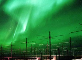 HAARP weapon Alaska usa
