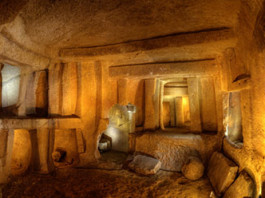 Ancient Builders Created Monumental Structures that Altered Sound and Mind, ancient knowledge of sound, ancient knowledge of sound, ancient use of sound: advanced technology, advanced technology, advanced sound technology, 'the Oracle Chamber', The Oracle Room, 'the Oracle Chamber' or The Oracle Room in Malta's Ħal Saflieni Hypogeum. Photo: Wikipedia, ancient used sounds to alter conciousness and speak with dead, Did the ancients use sound and music in ways that we have forgotten?, Did the ancients use sound and music in ways that we have forgotten? A 5,000-year-old underground temple for the dead offers up new opportunities for research, sound archeology, strange sounds, advanced sound technology, The Archaeology of Sound; The Oracle Chamber Of Malta's Hypogeum Of Ħal-Saflieni, strange sounding places, mystery places, The Oracle Room A speaking chamber carved with a rounded interior surface, an international team of scientists is about to unlock the ancient mystery of The Oracle Chamber in Malta's Hypogeum of Hal Saflieni; believed to be the oldest prehistoric underground temple in the world, ancient buildings were constructed to conduct sound, advanced sound technology in Malta