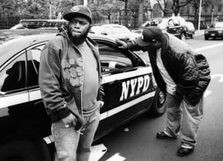 hip hop cops, hip hop sing in patrol car, hip hop are normal people: police officers sing in patrol car