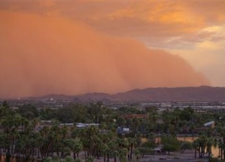 dust storm phoenix, dust storm arizona july 2014 video, dust storm phoenix july 2014 photo and video, dust storm july 2014 usa, haboob phoenix july 2014, first phoenix dust storm july 2014, massive sand storm phoenix july 2014, huge dust storm engulfs phoenix july 3 2014, intense haboob hit phoenix july 3 2014, dust storm timelapseAn intense dust storm hits Phoeanix on July 3 2014. Photo: Patrick Breen