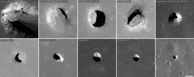 strange giant holes on moon surface, mysterious giant holes moon surface, giant pit moon, mysterious holes moon, strange holes moon, huge crater hole on moon, sinkhole clusters moon surface, Giant mysterious holes are clustering the surface of our Moon. Speculations about their formation range from meteor impact, underground cave to alien/Nazi UFO bases. Photo: NASA, What's hiding behind these giant holes on the Moon?, Space Oddity: Mysterious And Giant Magmatic Round Holes On The Moon (IMAGES AND VIDEOS), moon surface, strange holes moon surface, weird cavity moon surface, nasa looks for underground cave on moon surface, video and photo of deep mysterious pits and cavities on moon surface, Space Oddity: Mysterious And Giant Magmatic Round Holes On The Moon (IMAGES AND VIDEOS), strange giant holes on moon surface, mysterious giant holes moon surface, giant pit moon, mysterious holes moon, strange holes moon, huge crater hole on moon, sinkhole clusters moon surface, Giant mysterious holes are clustering the surface of our Moon. Speculations about their formation range from meteor impact, underground cave to alien/Nazi UFO bases. Photo: NASA, What's hiding behind these giant holes on the Moon?