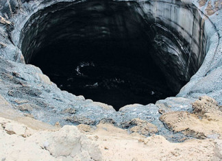 siberia hole, mysterious holes in siberia, two new holes found in sibeeria, two new giant cavities in siberia july 2014, giant holes found in russia july 2014, two new giant holes found in siberia july 2014, mysterious origin of giant holes in siberia july 2014, Two new giant cavities were found in Siberia. Their origin still baffles scientists. , two new Siberia mysterious holes discovered baffle scientists!
