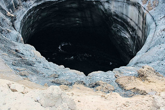 siberia hole, mysterious holes in siberia, two new holes found in sibeeria, two new giant cavities in siberia july 2014, giant holes found in russia july 2014, two new giant holes found in siberia july 2014, mysterious origin of giant holes in siberia july 2014, Two new giant cavities were found in Siberia. Their origin still baffles scientists. , two new Siberia mysterious holes discovered baffle scientists!, siberia, mysterious holes, russia mysterious holes, two new siberia mysterious holes discovered, new mysterious holes in Russia baffle scientists, scientists baffled by two new holes in siberia july 2014