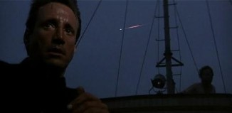 "Jaws meteor, Jaws meteor shower, spielberg jaws meteor, real meteor in spielberg jaws, jaws movie real meteor, real meteor in movie Jaws, Jaws meteor: The meteor that flashed across the screen in the movie ""Jaws"" was real. Photo: Jaws Movie"