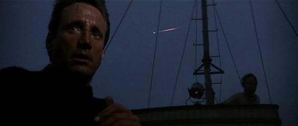 "Jaws meteor, Jaws meteor shower, spielberg jaws meteor, real meteor in spielberg jaws, jaws movie real meteor, real meteor in movie Jaws, Jaws meteor: The meteor that flashed across the screen in the movie ""Jaws"" was real. Photo: Jaws Movie, fireball, meteor, jaws movie, spielberg, meteor in jaws movie, video"