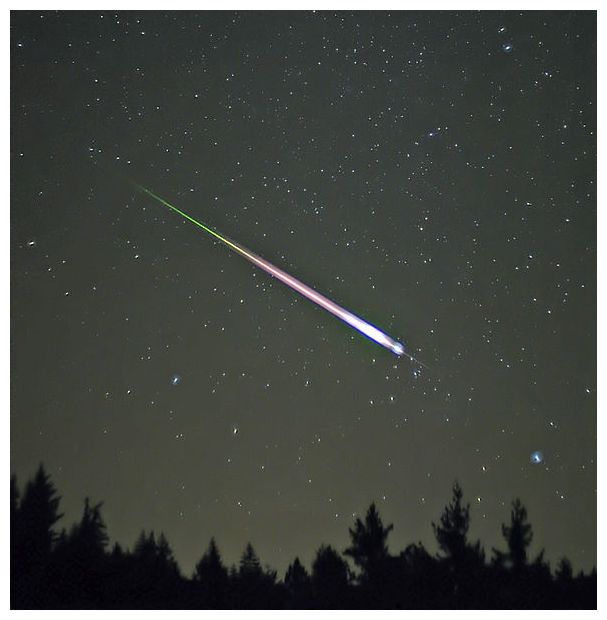 meteor vancouver, meteor, fireball, meteor photo, fireball photo, meteor vancouver, fireball vancouver, fireball vancouver august 2014, meteor fireball, A meteor exploded over Vancouver on August 18, 2014. Photo for representational purposes found on Wiki Commons