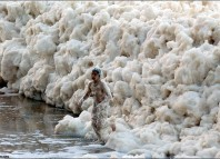 sea foam, sea foamphoto, sea foam phenomenon, sea foam 2014, sea foam 2014 uruguay, Amazing phenomenon: sea foam.
