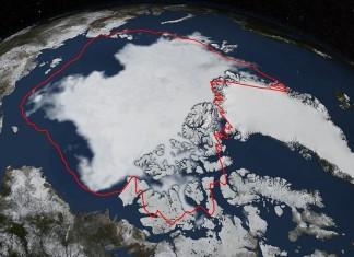 arctic sea ice, arctic sea ice 2014, 2014 Arctic Sea Ice Minimum Sixth Lowest on Record, arctic sea ice minimum, arctic sea ice minimum 2014, arctic sea ice decrease 2014, 2014 Arctic Sea Ice Minimum Sixth Lowest on Record, arctic sea ice minimum, arctic sea ice minimum 2014