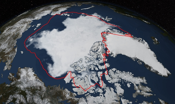 arctic sea ice, arctic sea ice 2014, 2014 Arctic Sea Ice Minimum Sixth Lowest on Record, arctic sea ice minimum, arctic sea ice minimum 2014, arctic sea ice decrease 2014, 2014 Arctic Sea Ice Minimum Sixth Lowest on Record, arctic sea ice minimum, arctic sea ice minimum 2014