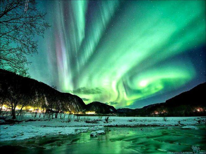 aurora, auroras, northern lights