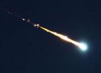 meteor explosion corsica august 2014, meteor explodes over corsica august 30 2014, mysterious boom lights up the corsican sky august 29 2014, corsica meteor explosion august 2014, mysterious explosion, mystery booms, meteor explosion, meteor explosion corsica august 2014, According to witness a large fireball exploded over Corsica lighting up the sky on August 29 2014. Stock photo only for representative purposes (not the actual bolide)