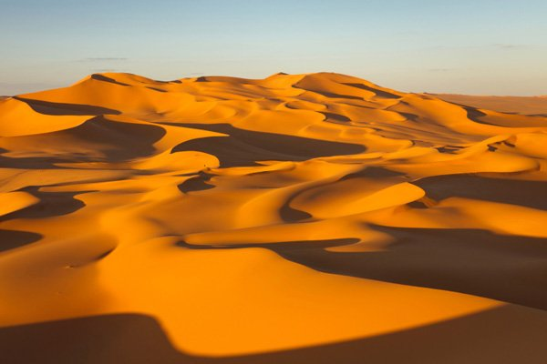 sahara, sahara desert, Sahara desert sand dunes , how old is sahara, sahara desert formation, age of sahara desert, sahara desert age, sahara desert is older than previously thought, when did sahara form?, Beautiful sand dunes in the Sahara desert.