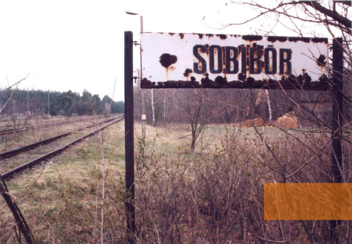 Sobibor Death Camp Gas Chambers at Sobibór Death Camp Have