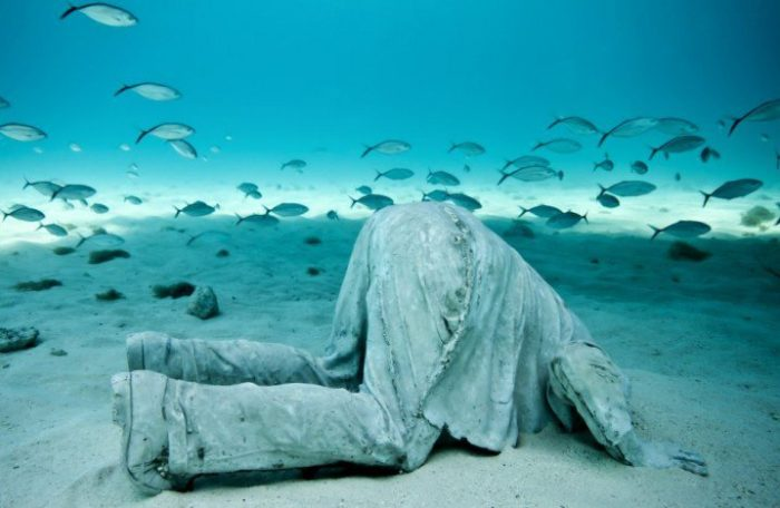 underwater museum cancun, cancun underwater museum, underwater sculpture, world largest underwater museum, underwater sculpture cancun, underwater museum yucatan, underwater museum mexico, This amazing underwater museum off Cancun, Mexico was built by Jason de Caires Taylor, Amazing underwater sculptures in largest underwater museum off Cancun, Mexico was built by Jason de Caires Taylor largest underwater museum in the world, world's largest underwater museum off cancun, mexico