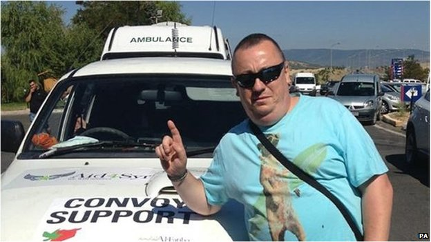 Alan Henning, Alan Henning ISIS, Alan Henning IS murder, Alan Henning crime, Alan Henning beheaded, Alan Henning killed, Alan Henning 'killed by Islamic State'