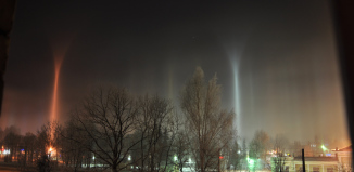 Light Pillars , Light Pillars photo, photo Light Pillars , best photo Light Pillars , Light Pillars picture, picture of Light Pillars, best picture of Light Pillars, amazing pillars of light photo, pillars of light best picture, Unusual Light Pillars Over Latvia