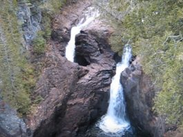 The mystery of Devil Kettle Falls, devil kettle mystery, devil kettle mystery video