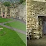 grey lady ghost photo, Grey Lady Ghost, haunted Dudley Castle, haunted castle uk, uk haunted castles, grey lady uk, uk grey lady ghost, Was the Grey Lady Ghost caught on camera at haunted Dudley Castle?